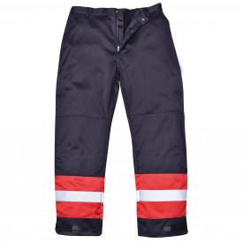 Bizflame Plus Trouser-Navy