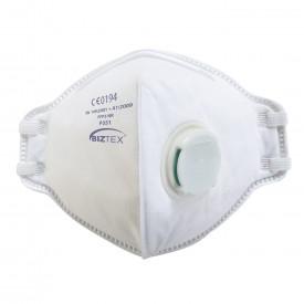 FFP3 Valved Dust Mist Fold Flat Respirator