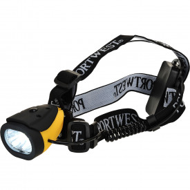 PW Dual Power Head Light