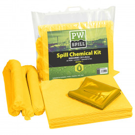 PW Spill 20 Litre Chemical Kit