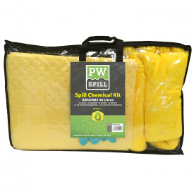 PW Spill 50 Litre Chemical Kit
